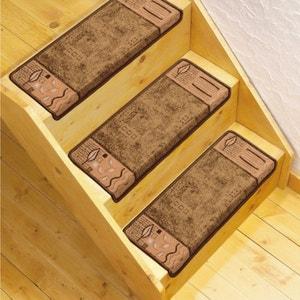 Marches d'escalier (lot de 3) La Redoute Interieurs