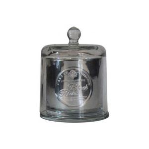 Bougie Noire Parfum Rose Noire Cloche En Verre PERFUME DECLIKDECO