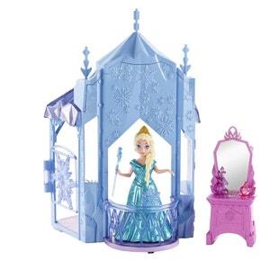 Mattel CCX95 Frozen - Château avec figurine Elsa MATTEL