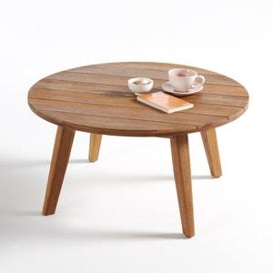 Grigio Acacia Garden Coffee Table La Redoute Interieurs