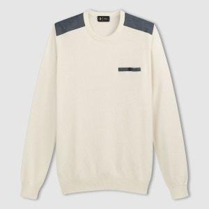 Pull col rond 100% coton R Edition