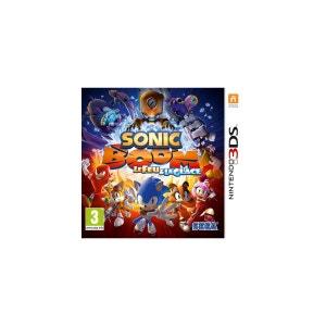 Sonic Boom : le Feu et la Glace 3DS SEGA