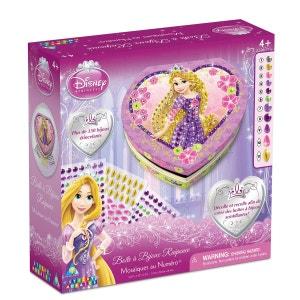 Boîte à Bijoux Coeur Sticky Mosaics : Princesse Disney Raiponce ORB FACTORY