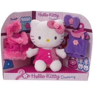 Jouet Peluche Hello Kitty Dressing Sanrio HELLO KITTY