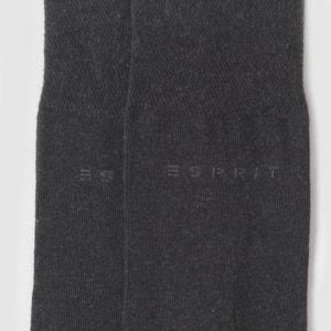Chaussettes non comprimantes Basic Easy , lot de 2 ESPRIT