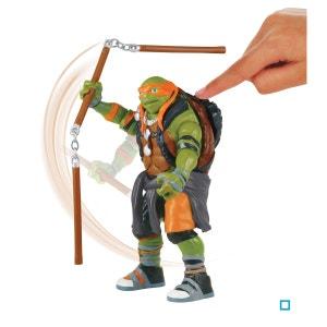 Tortues Ninja - Figurine Deluxe à Fonction Mike - GIOTUV33 GIOCHI PREZIOSI