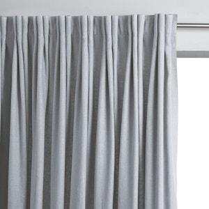 Colin Linen Single Pinch Pleats Curtain AM.PM.