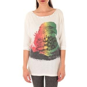 Tee Shirt Ml Replay Blanc REPLAY