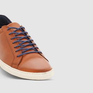 Sneakers, Leder, Schnürsenkel R essentiel