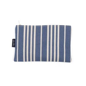 Pochette Plate Souraïde Bleu JEAN-VIER
