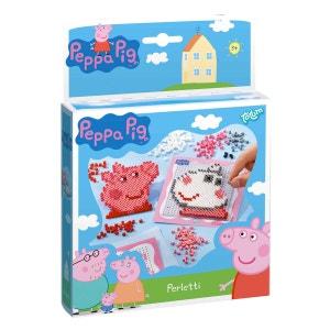 Kit créatif Peppa Pig : Créations avec des perles à repasser TOTUM