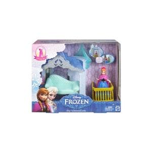 Mattel BDK34 Frozen - Château avec figurine Anna MATTEL