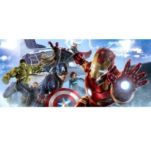 Poster géant Avengers Movies Marvel 202X90 CM WALLTASTIC
