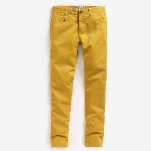 Pantalon chino couleur 10-16 ans R essentiel