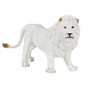 Figurine Lion blanc PAPO