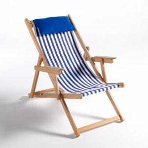 Cadeira de praia às riscas, Dovil La Redoute Interieurs