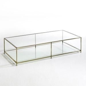 Table basse rectangulaire verre trempé, Sybil AM.PM