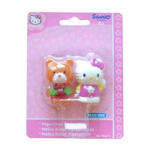 Figurines Hello Kitty : Lot de 2 SANRIO