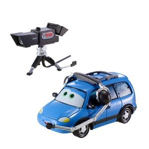 Méga véhicule Cars : Chuck Choke Cables MATTEL