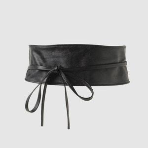 Large ceinture à nouer ANNE WEYBURN