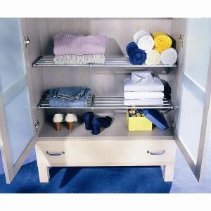 Étagère extensible pour placard et armoire, Aréglo La Redoute Interieurs