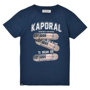 T-shirt col rond imprimé skates 10-16 ans KAPORAL