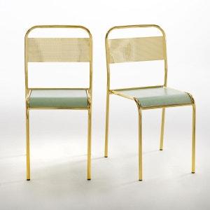 Chaise d'écolier (lot de 2) Kimbie, Studio Aoüt PETITE FRITURE