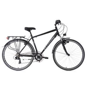 VTC homme 28'' aluminium Metropolis noir guidon plat TC 56 cm KS Cycling KS