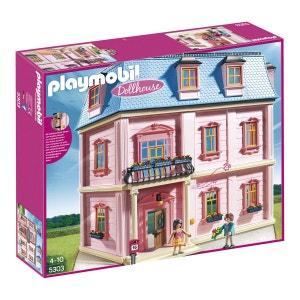 Playmobil 5303 : Dollhouse : Maison traditionnelle PLAYMOBIL