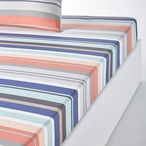 Lençol-capa em algodão, MIDTOWN La Redoute Interieurs