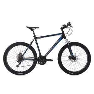 VTT semi-rigide 26'' sharp noir-bleu TC 51 cm KS Cycling KS