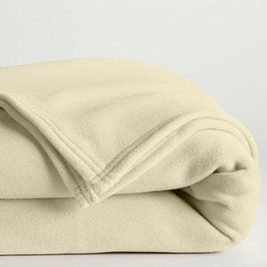 Fleece Blanket, 200 g/m² La Redoute Interieurs