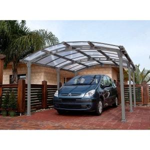 Carport Almicar 1 voiture - 18 m² CHALET ET JARDIN