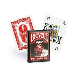 Cartes Bicycle Pro (Poker Peaks) Rouge BICYCLE