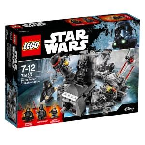 La transformation de Dark Vador - LEG75183 LEGO