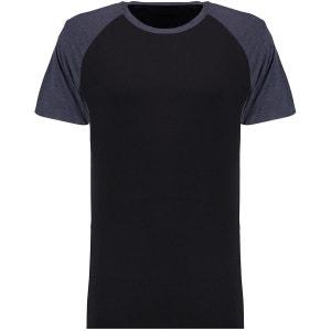 Manche Courte Col Rond T-Shirt INDUSTRIALIZE