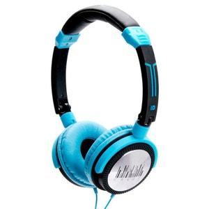 Crazy 501 Casque Bleu/Noir Écouteurs stereo IDANCE
