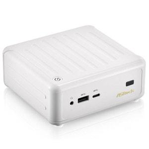 Mini PC ASRock Beebox N3000/W/BB Blanc Celeron N3000 Wi-Fi AC / Bluetooth (sans écran/mémoire/disque dur) DEVOLO