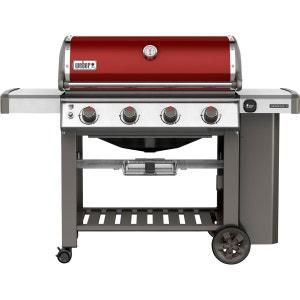 Barbecue WEBER Genesis II E-410 GBS Edit WEBER