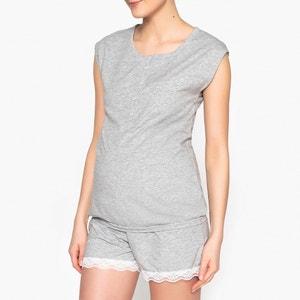 Pyjashort de maternité La Redoute Collections