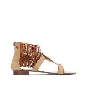 Sandalen met franjes Loisi KAPORAL 5