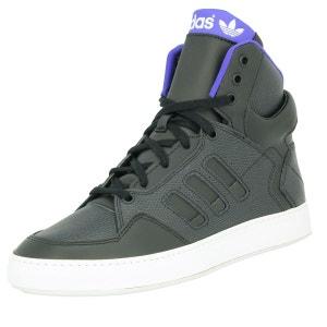 Adidas Originals BANKSHOT 2.0 W Chaussures Mode Sneakers Femme Cuir Noir adidas Originals