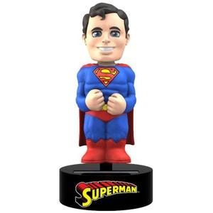 Superman - Figurine Body Knocker Bobble Superman 15 cm NECA
