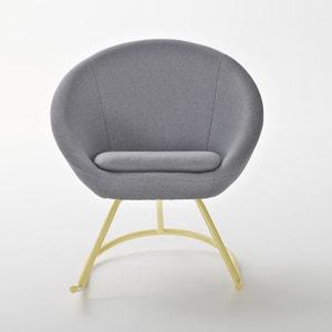 Rocking chair «boule», Janik La Redoute Interieurs