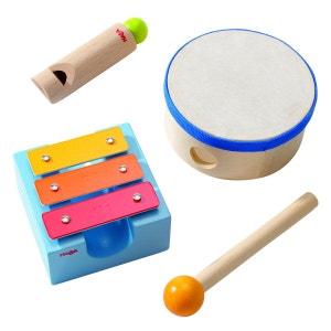 Instruments Petit coffret d'éveil musical HABA
