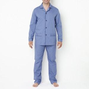 Pijama estampado em popelina TAILLISSIME