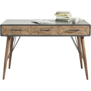 Bureau en bois X Factory 3 tiroirs Kare Design KARE DESIGN