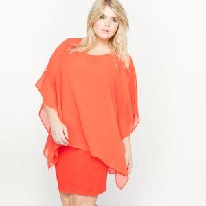 Sleeveless Knee Length Dress CASTALUNA