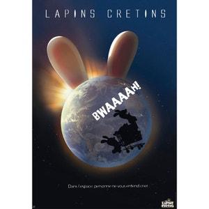 Poster Lapins Crétins Bwaaaah ABYSSE CORP