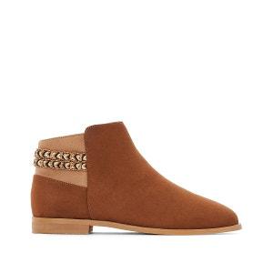 Boots liens fantaisie La Redoute Collections